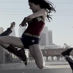 Fan film: Wonder Woman versus Nazis