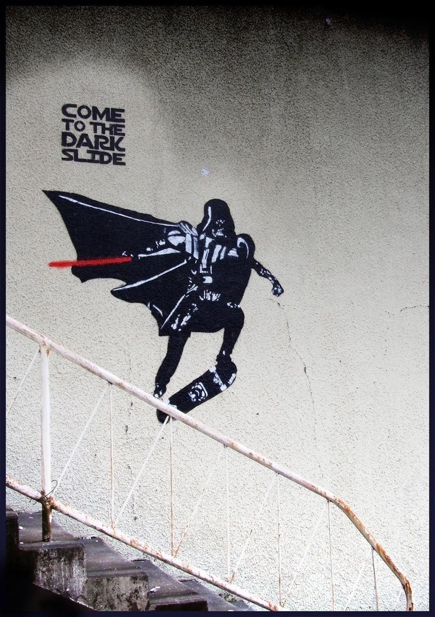 Come to the Dark Slide