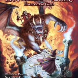 The new Monsters & Magic RPG fuels the Old School Renaissance fire