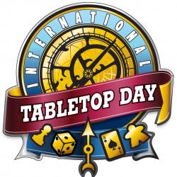 Twitter accounts to follow this International #TableTopDay