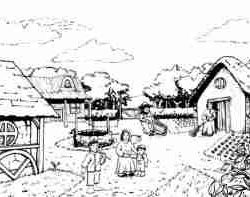 RPG Previews: The Hamlet of Thumble  | Echoes #13