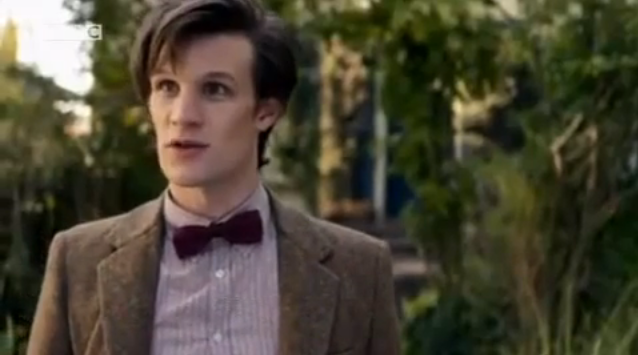 Cause for concern? BBC backs Doctor Who