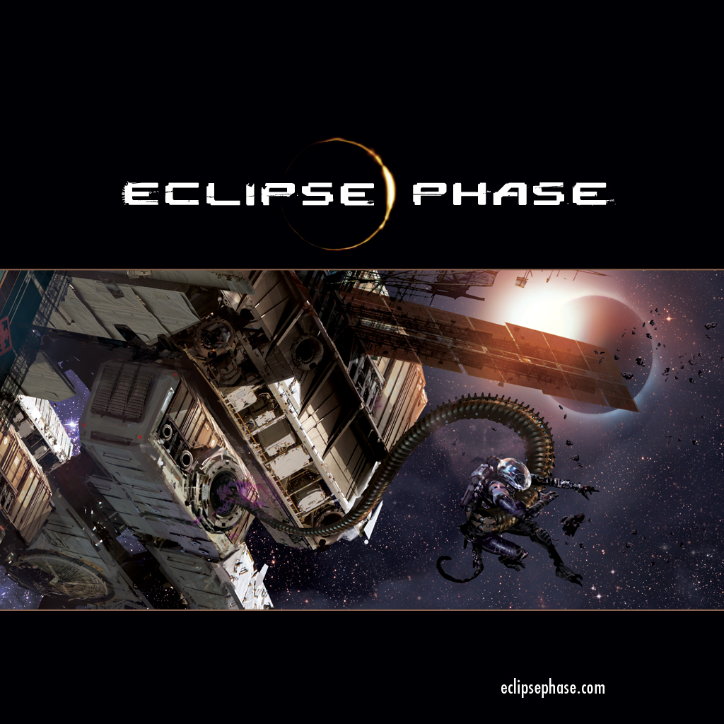 Eclipse Phase RPG wallpaper (via @EclipsePhase)