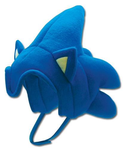 "Sega goes crazy – promotes mutant blue lump / Sonic ""hat"""