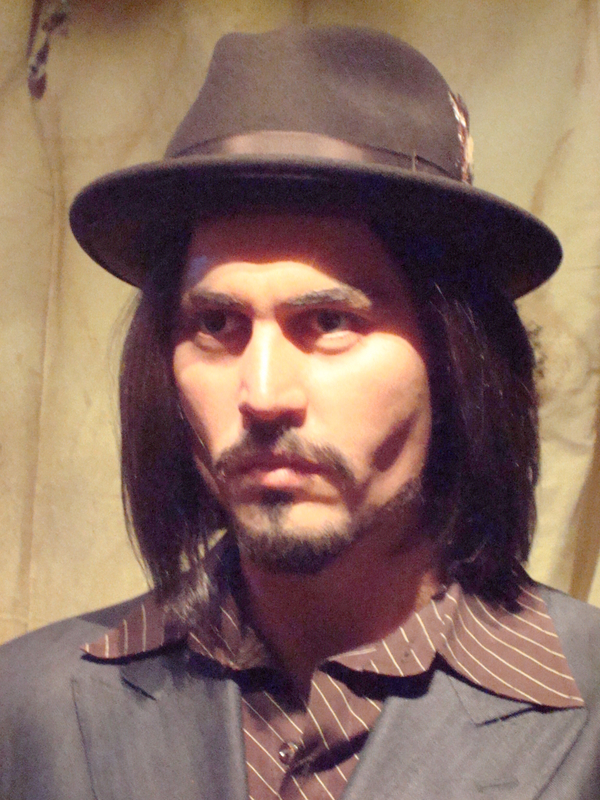 Are the rumours true: Johnny Depp to play Doctor Who?