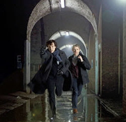 Doctor Who writers to pen new Sherlock