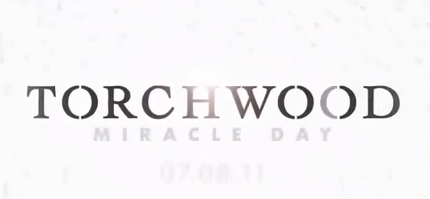 Torchwood Miracle Day Trailer – for UK