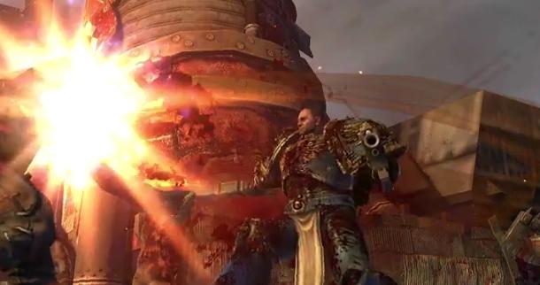 E3: Warhammer 40,000 – Space Marine