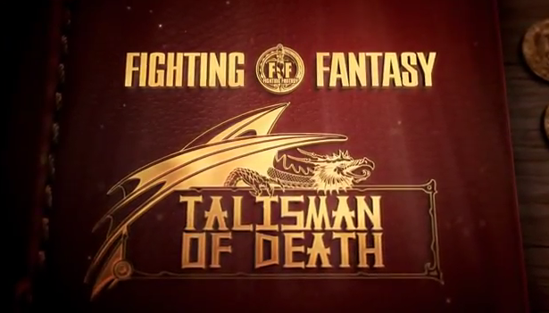 Fighting Fantasy on PSN: Talisman of Death trailer