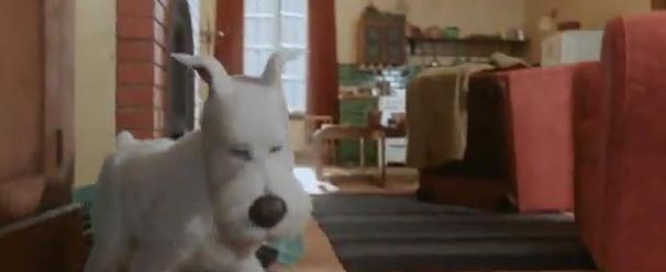 The Secret of the Unicorn: two minutes of Tintin