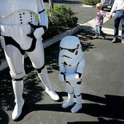 Stormtroopers now legal: Courts defeat Lucas