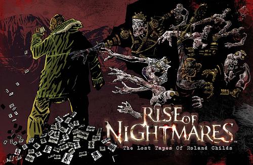 Sega give away free Rise of Nightmares comic