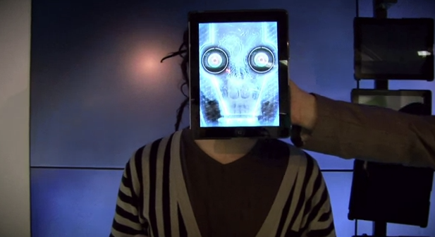 Impressive iPad magic show