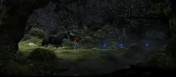 Japanese trailer for BRAVE shows a very different film
