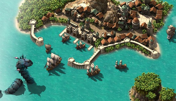Free to play: Pirate Storm multiplayer online game