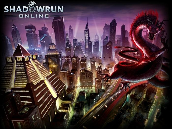 Shadowrun Online Kickstarter to influence tabletop RPG world