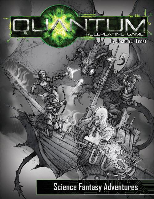 Infinite X Studio release Quantum RPG beta as a free download