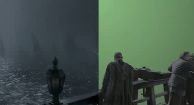 Behind the special effects: Game of Thrones [spoilers]