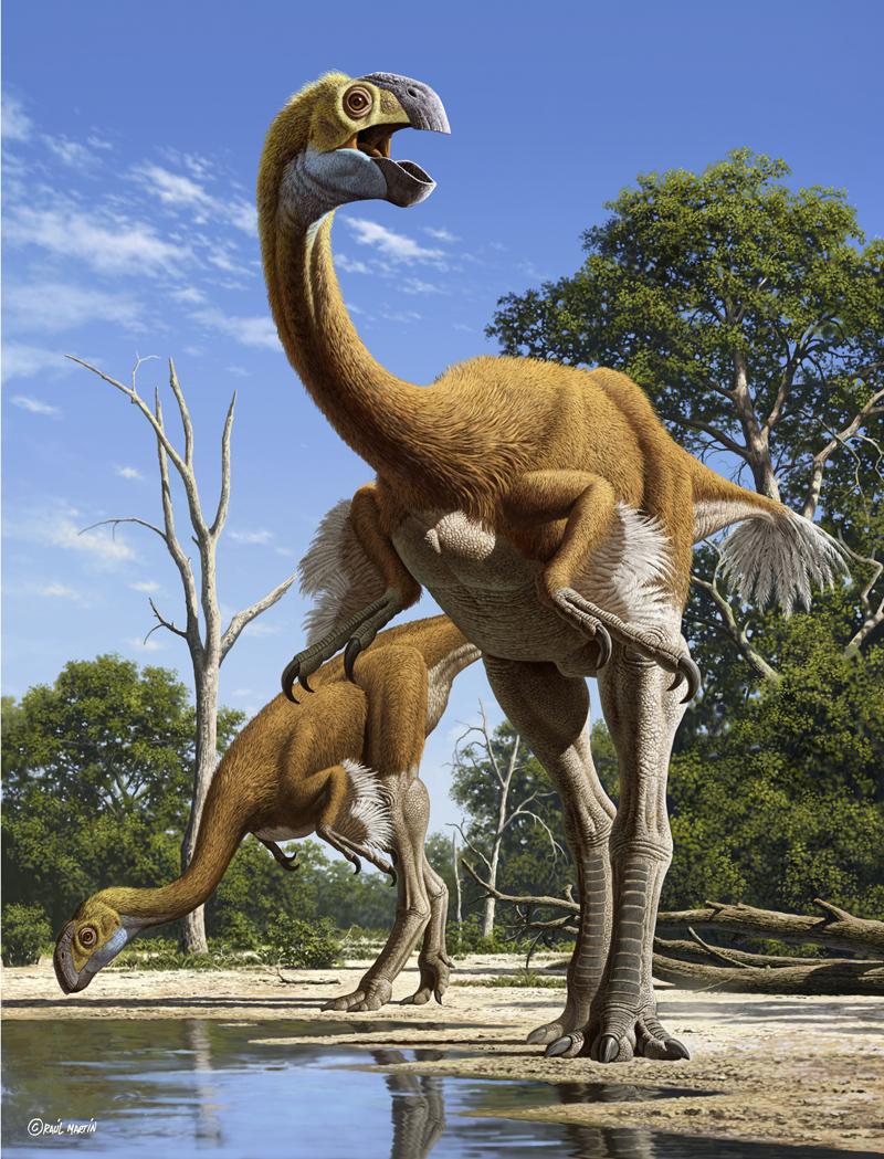dinosaurer underart