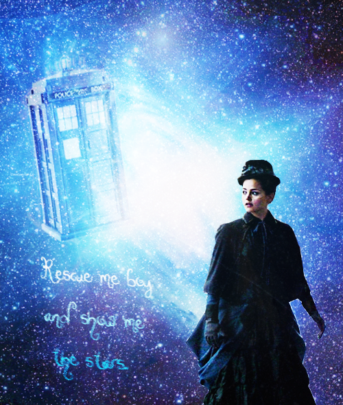 Doctor Who: The best of the Oswin Oswald fan art on Tumblr ...