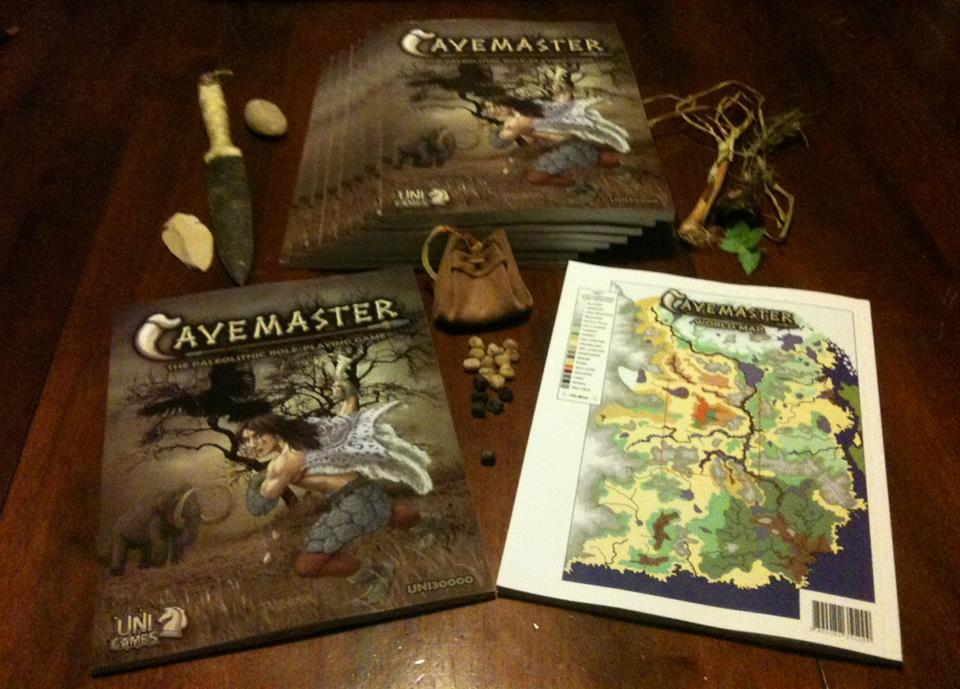 Interview with Cavemaster's Jeff Dee