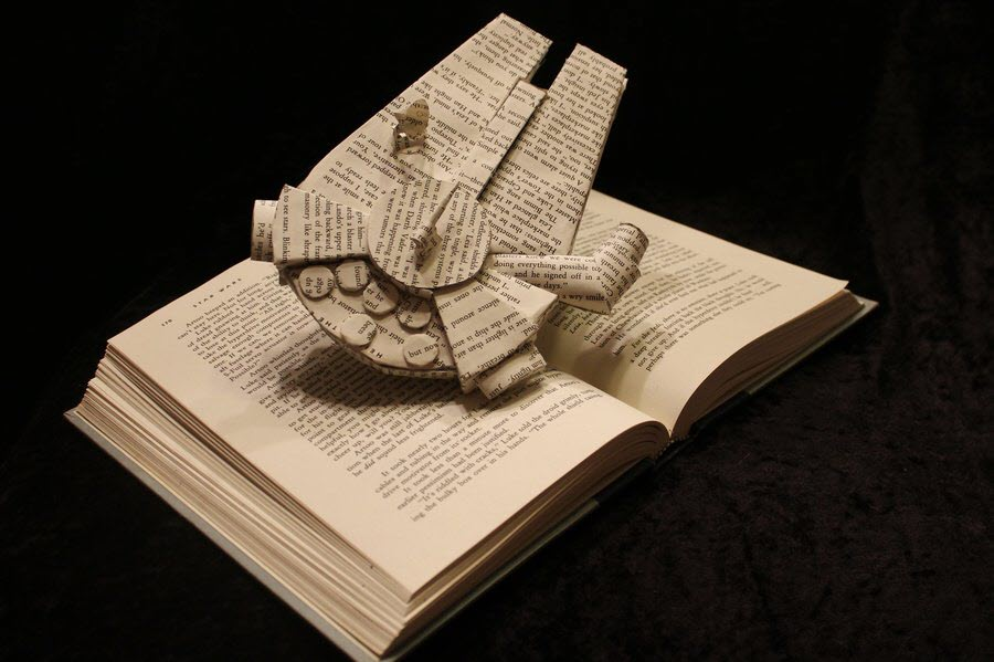 Origami Pop Up Adventure Books