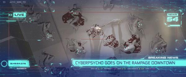 Cyberpunk UI 5