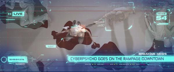 Cyberpunk UI 3
