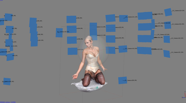 Cyberpunk 3D scanning 8