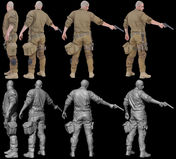 Cyberpunk 3D scanning 14