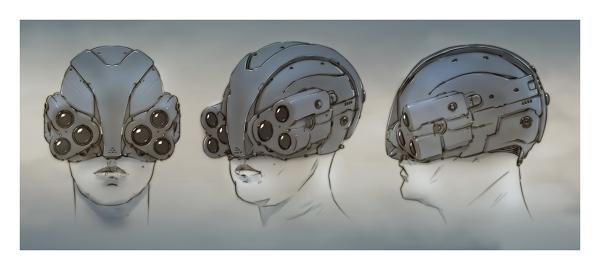 Cyberpunk Art 6