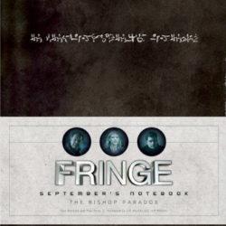 Competition: Fringe – September's Notebook