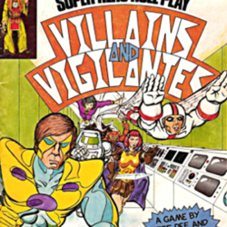 Villains & Vigilantes RPG creators win legal battle over game
