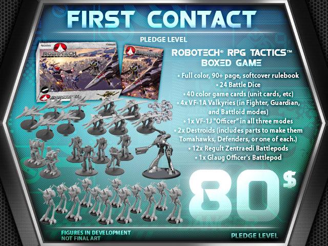Robotech RPG tactics 2
