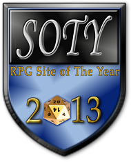 SOTY – RPG community recognition