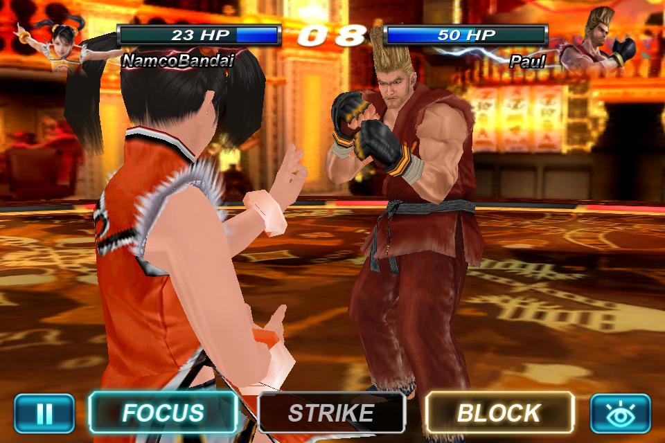 Tekken Card Tournament 1