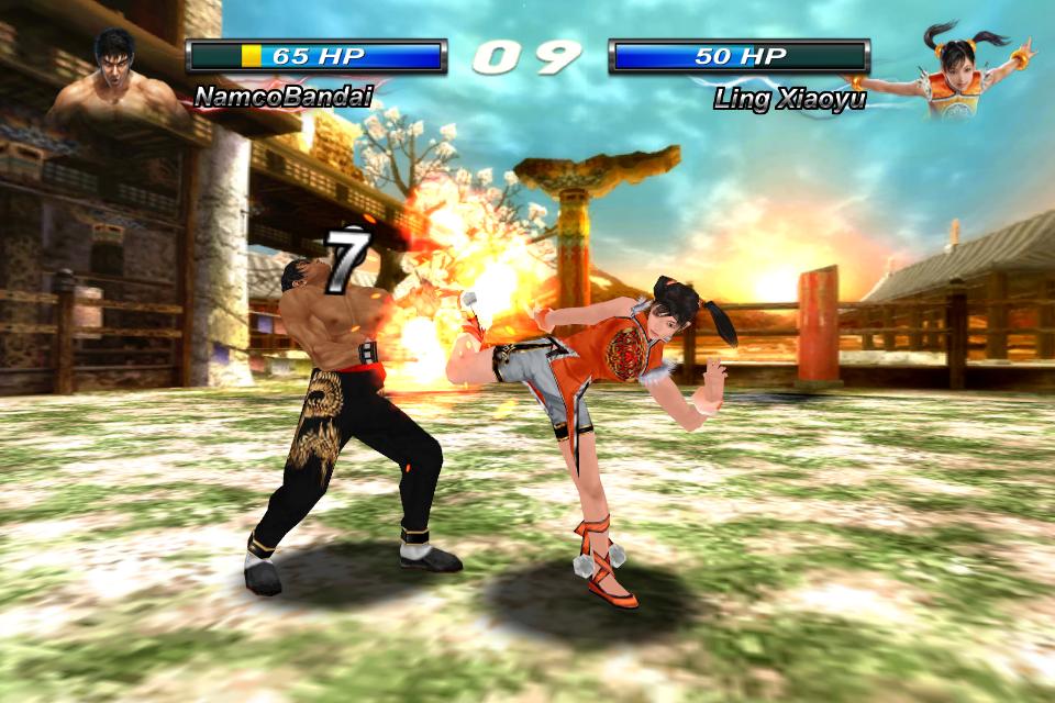 Tekken Card Tournament 4