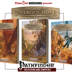 Larry Elmore's Sovereign Stone comes to Pathfinder
