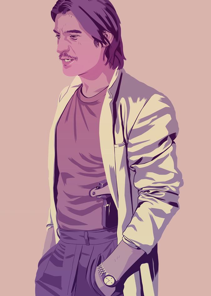90s Jamie Lannister