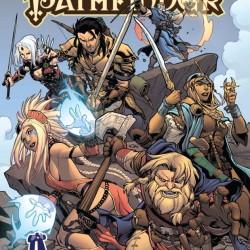 Paizo release Pathfinder: Dark Waters Rising graphic novel