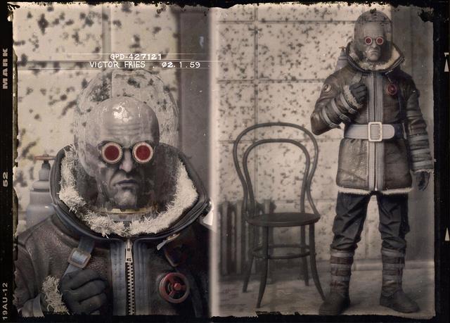 Jason Mark - Mr Freeze