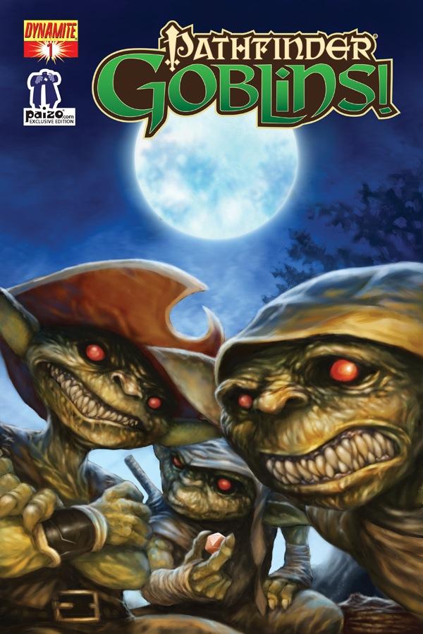 Pathfinder Comics