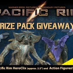 Competition: Pacific Rim HeroClix