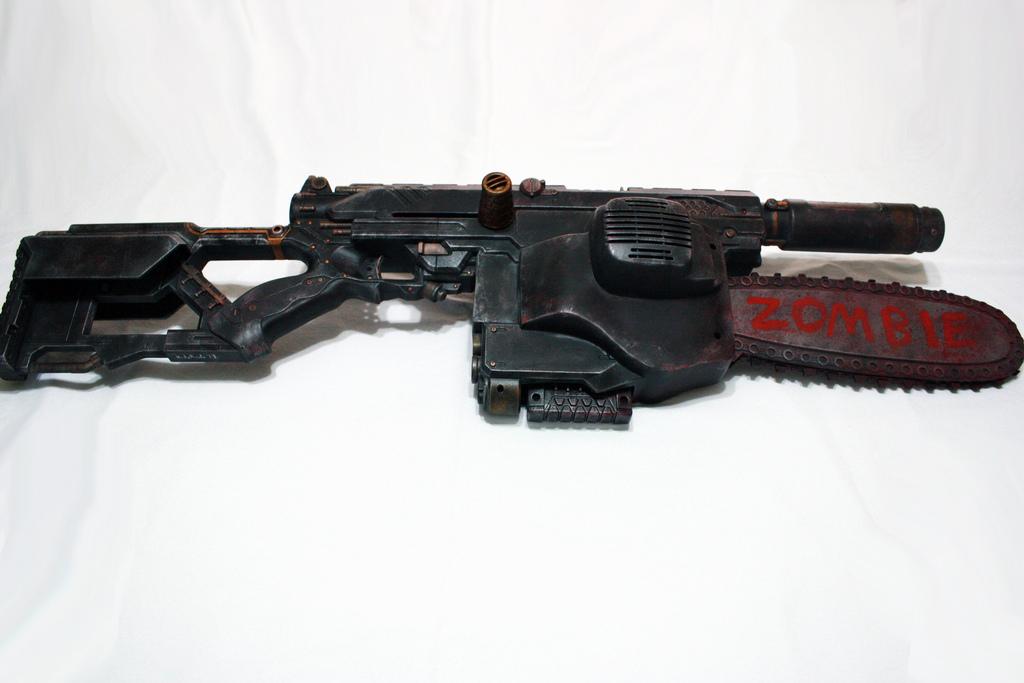 NERF zombie hunter 1