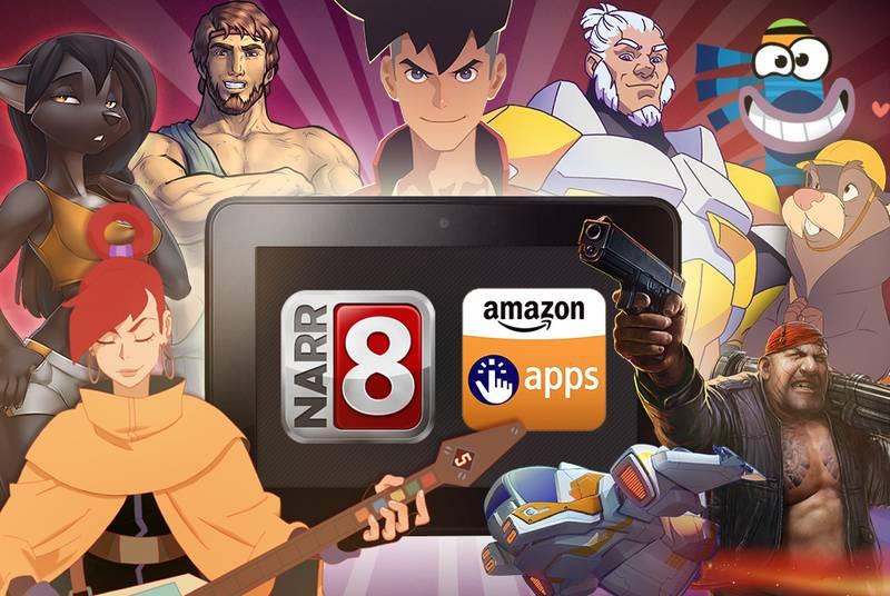 Narr8 Amazon