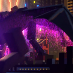 Pacific Realm: Minecraft does Pacific Rim