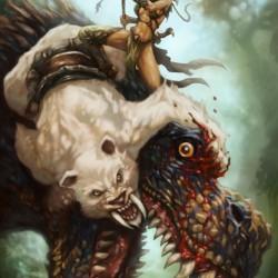 The fantasy art of Alex Lopez