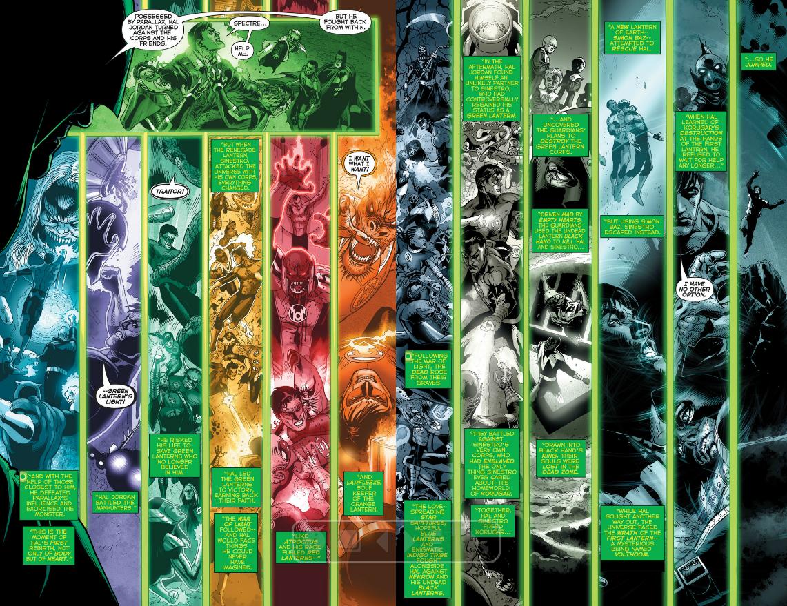 Green Lantern 20