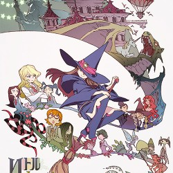 Will Little Witch Academia 2 awaken anime studios across Japan?