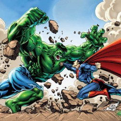 Superhero Week: Opinion poll of 1000 Brits sees Marvel thrash DC Comics